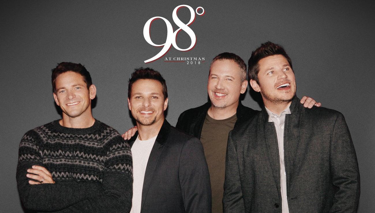 98° At Christmas | Cincinnati Arts