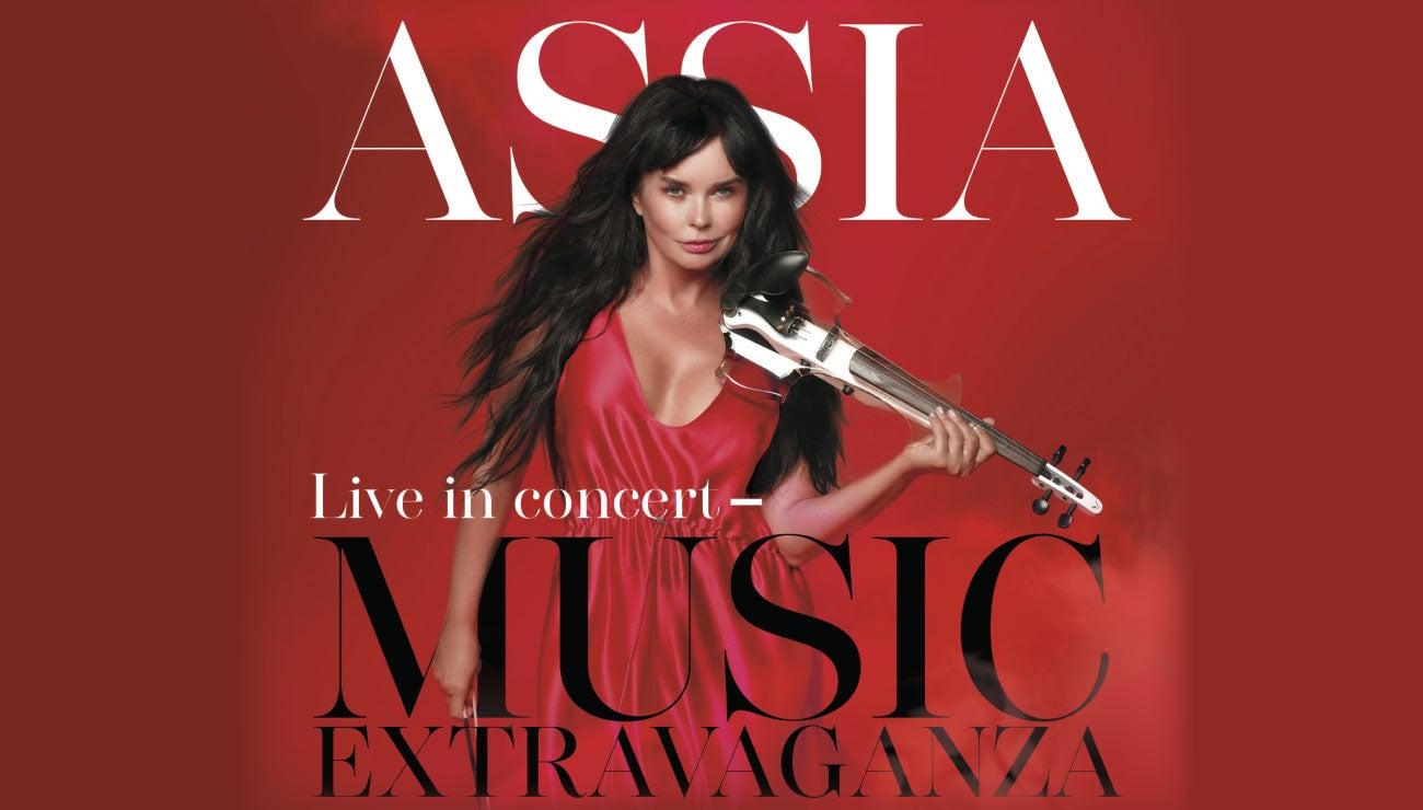 Assia - Live in Concert