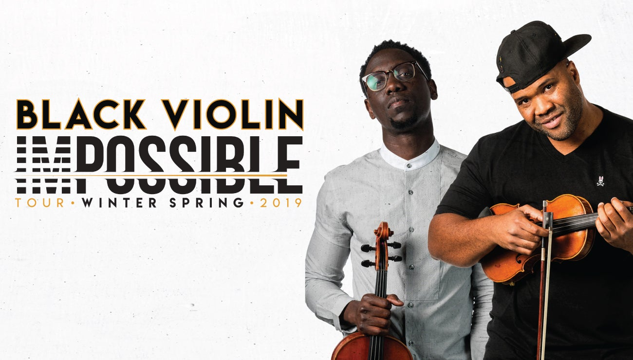 Black Violin | Cincinnati Arts