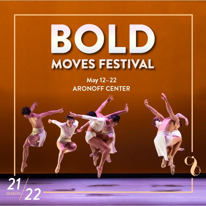 More Info for Bold Moves Festival