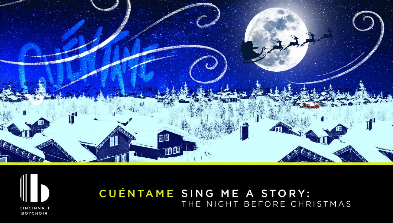 sing me a story the night before christmas