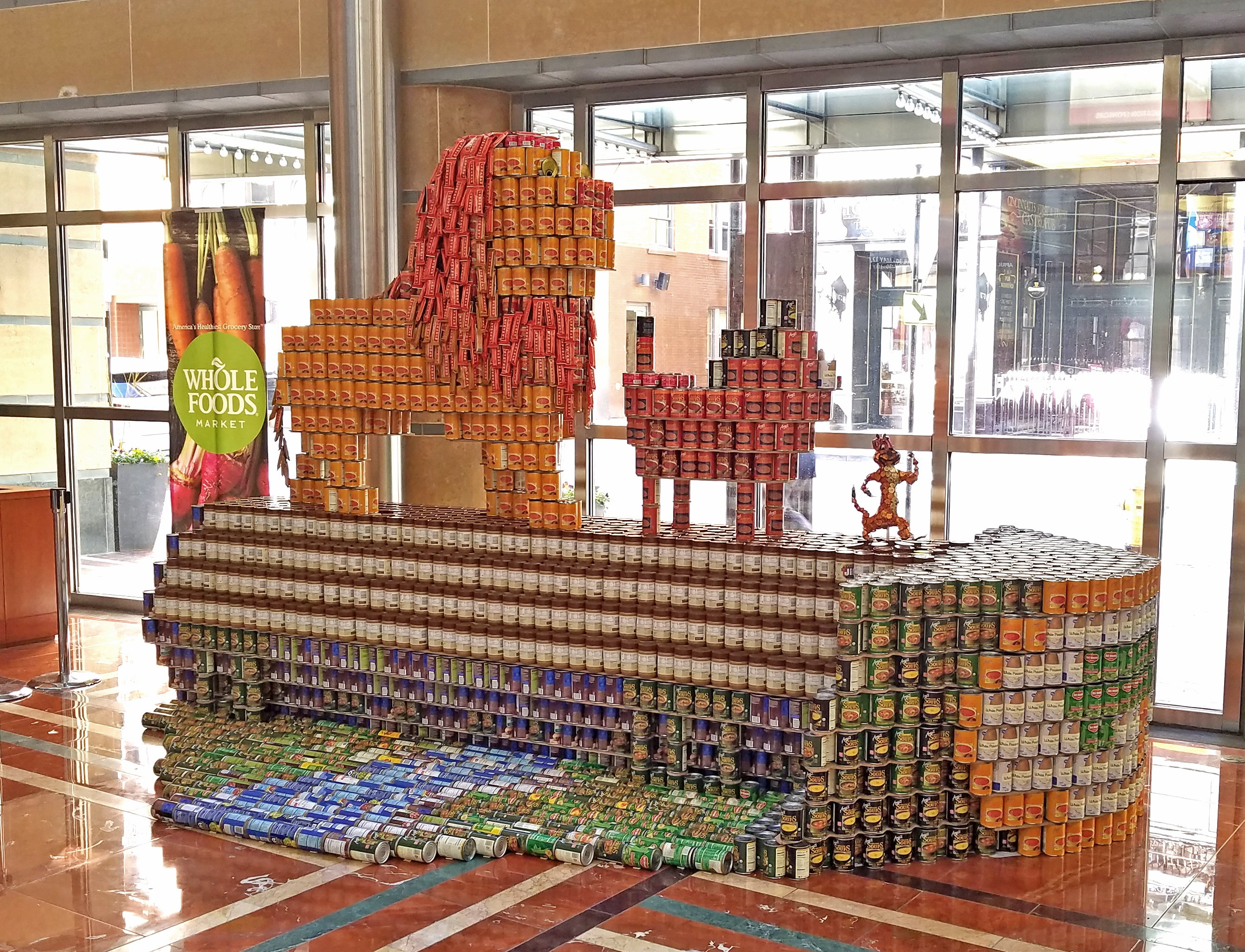 Canstruction - Best Meal - K4 Architecture+Design - Ha-CAN-a-matata.jpg
