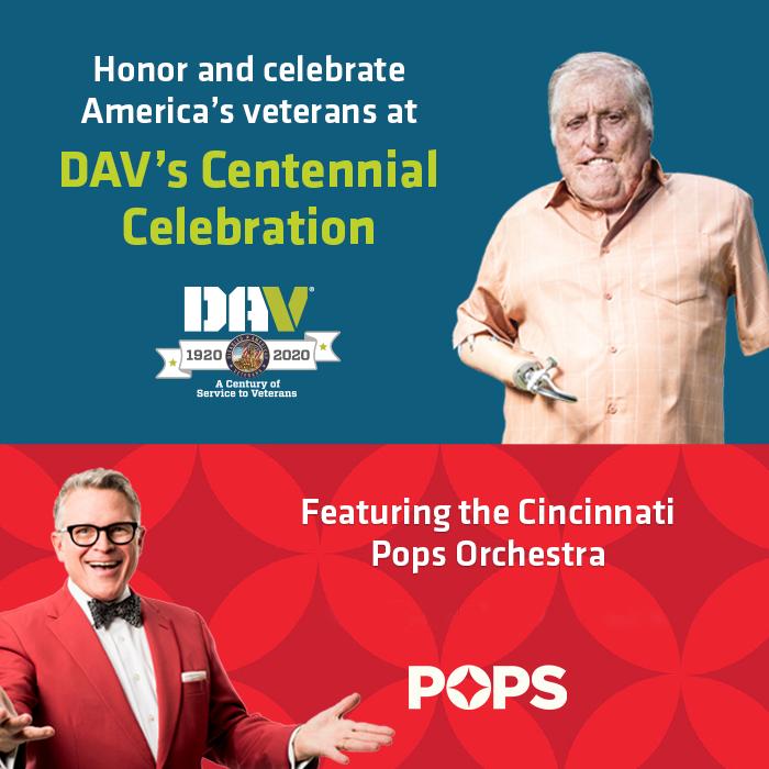 More Info for Disabled American Veterans Centennial Celebration