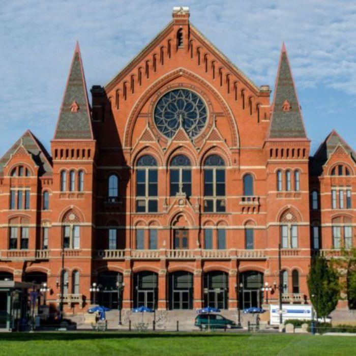 Cincinnati Music Hall front