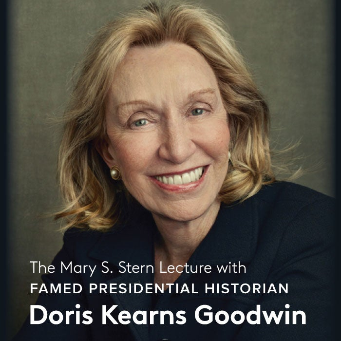 More Info for Doris Kearns Goodwin