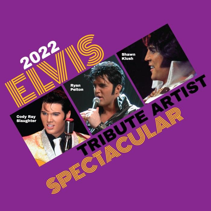 More Info for Elvis Tribute Artist Spectacular