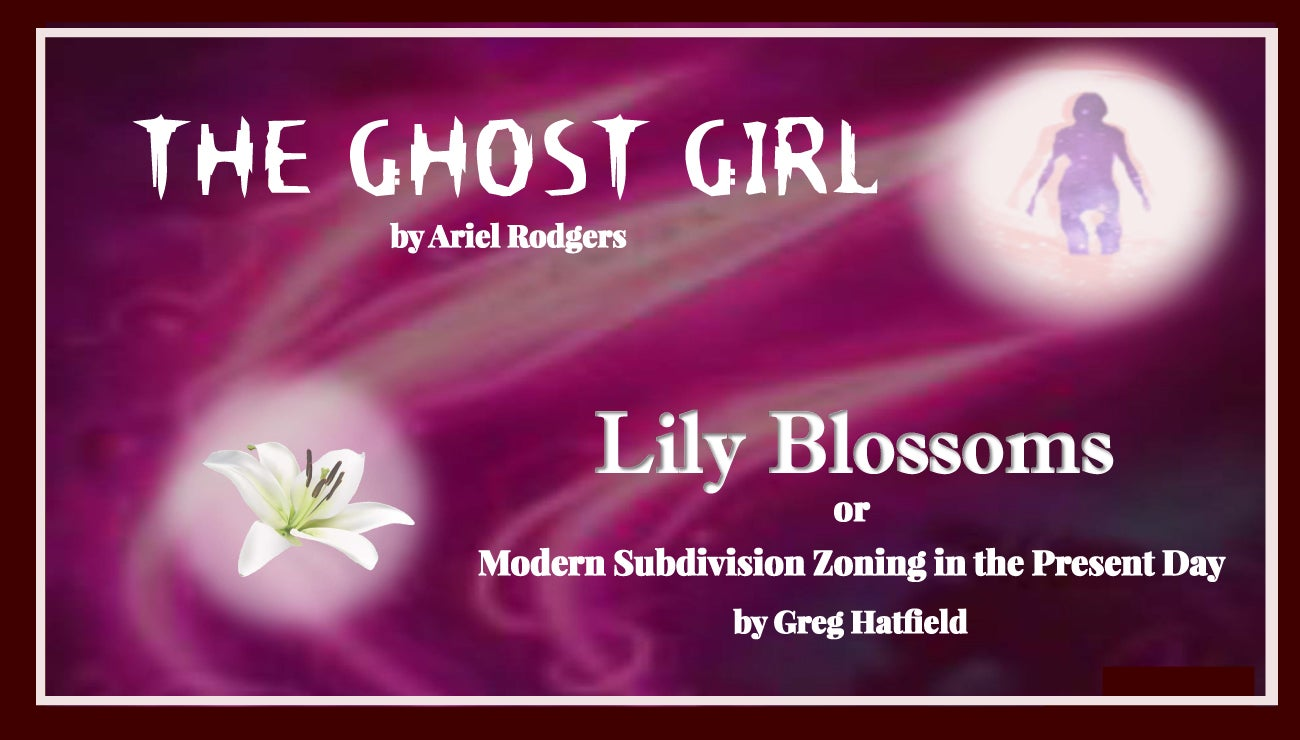 CPI New Voices - The Ghost Girl & Lily Blossoms