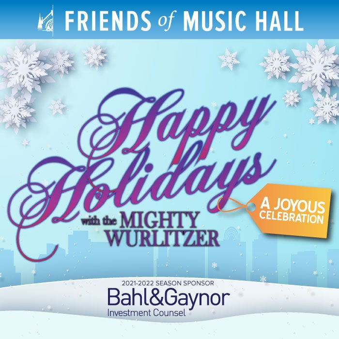 More Info for Happy Holidays with the Mighty Wurlitzer