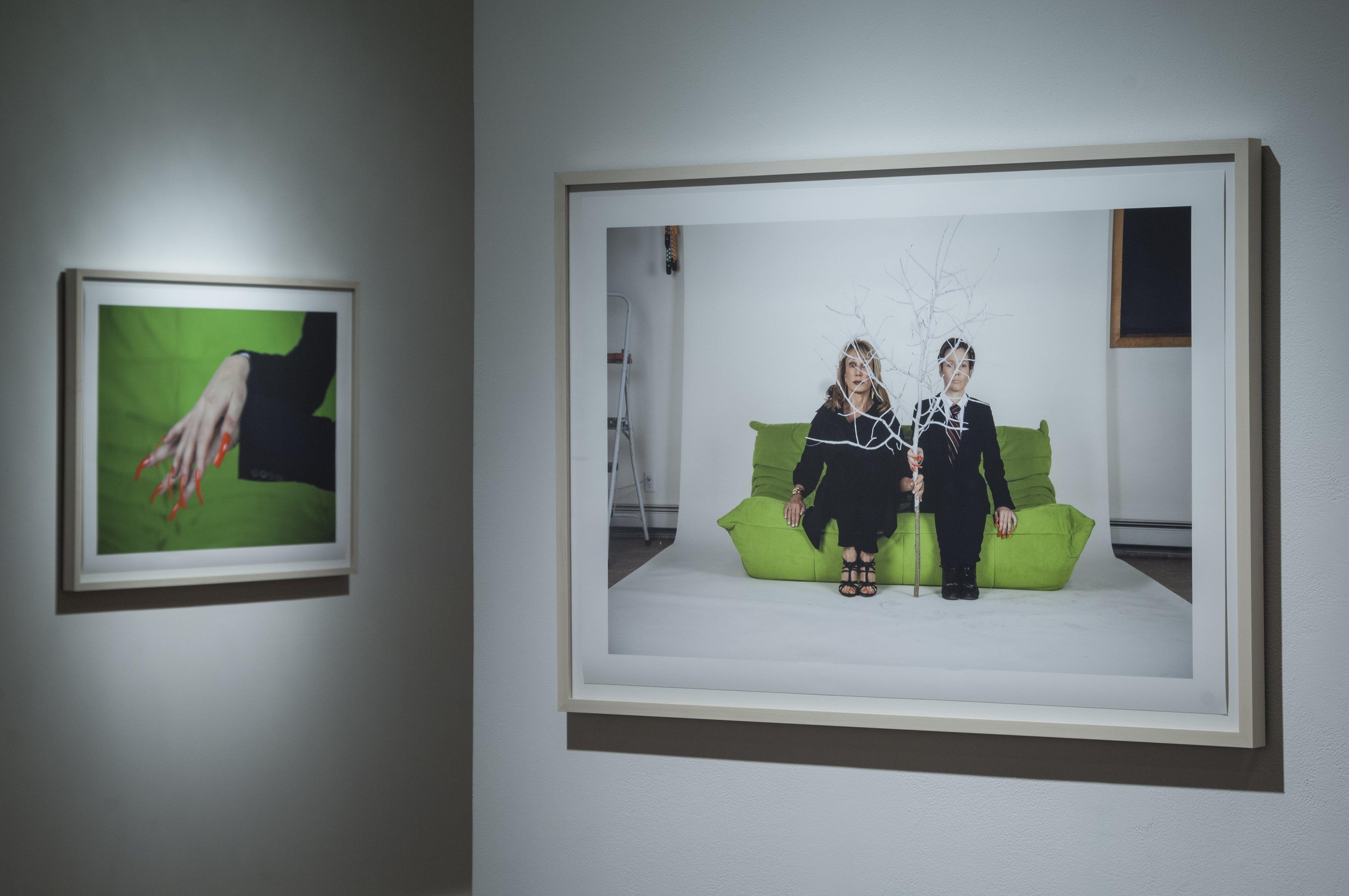 Fourth Wall Art Gallery Lewiston : Danielle julian norton fourth wall cincinnati arts
