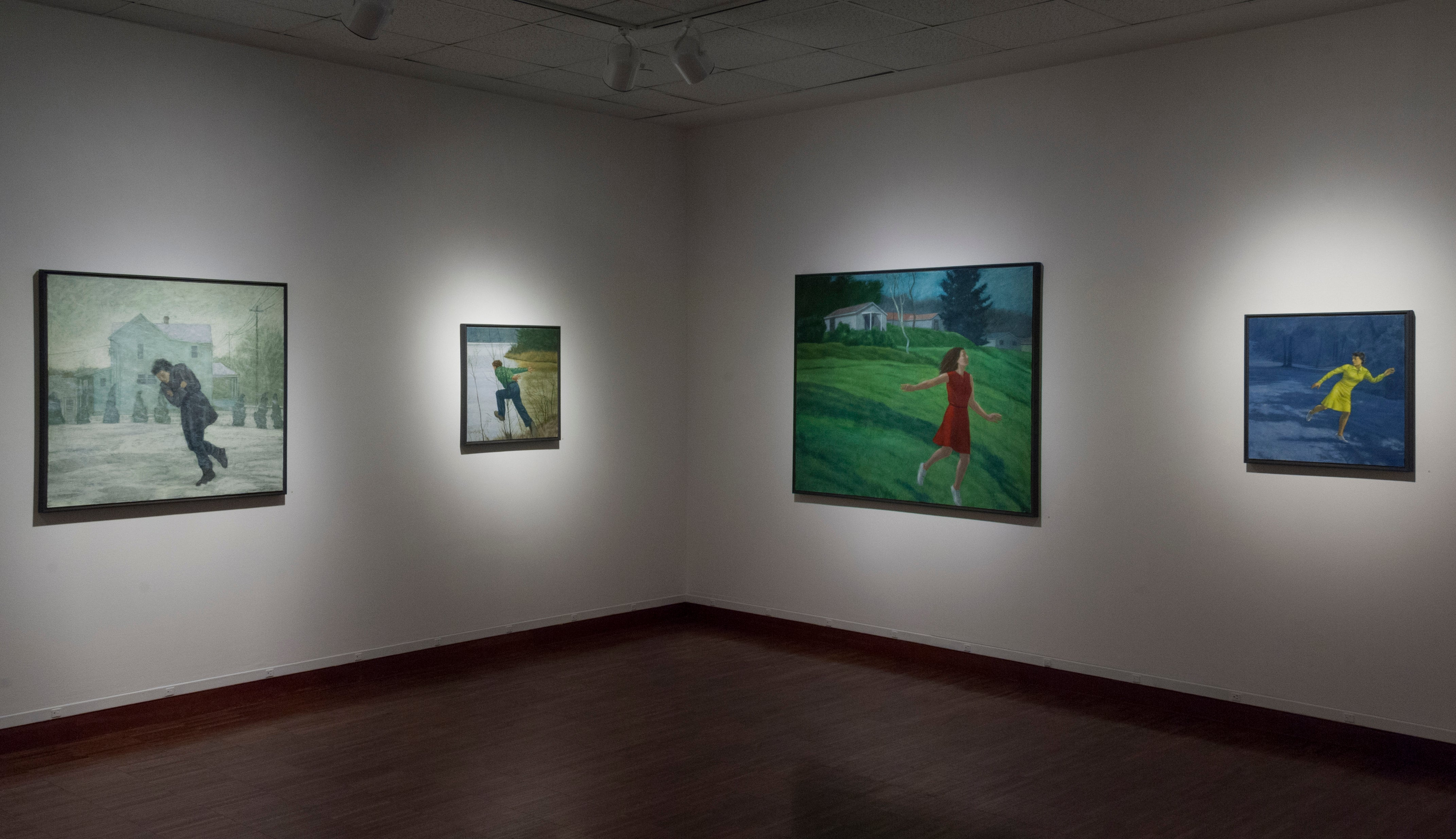 Kroutel, Ron - installation view 4