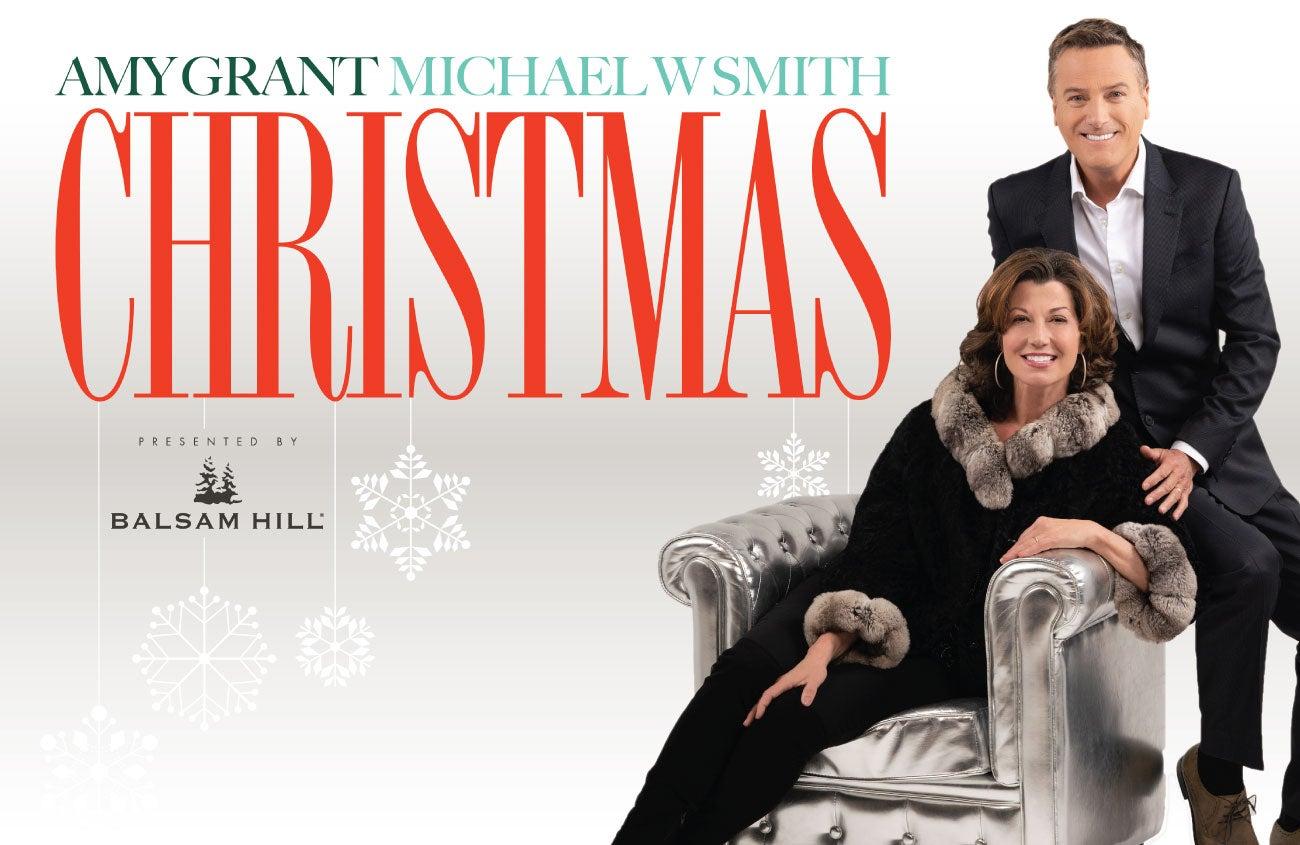 Amy Grant + Michael W. Smith Christmas