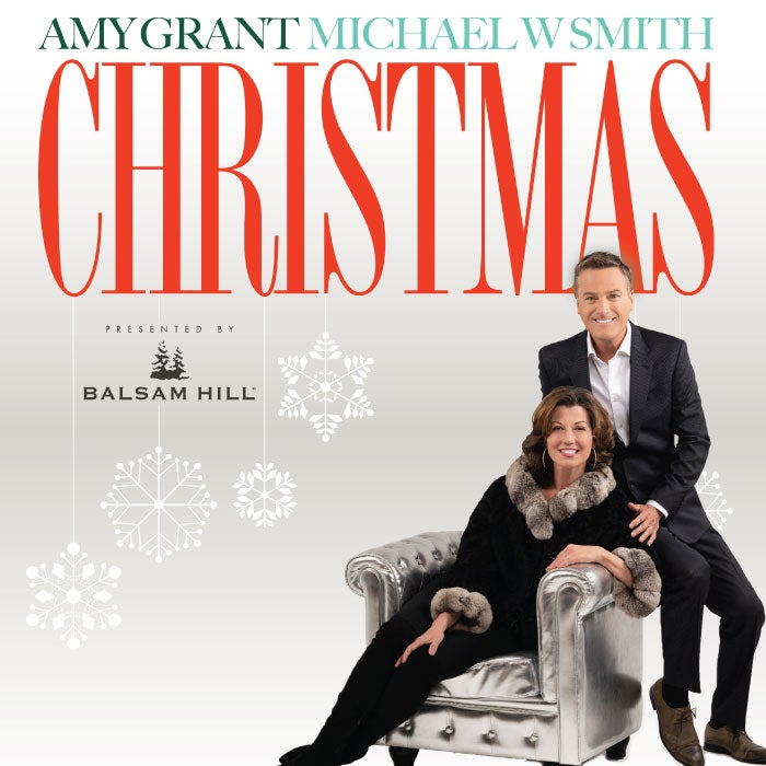More Info for Amy Grant + Michael W. Smith Christmas