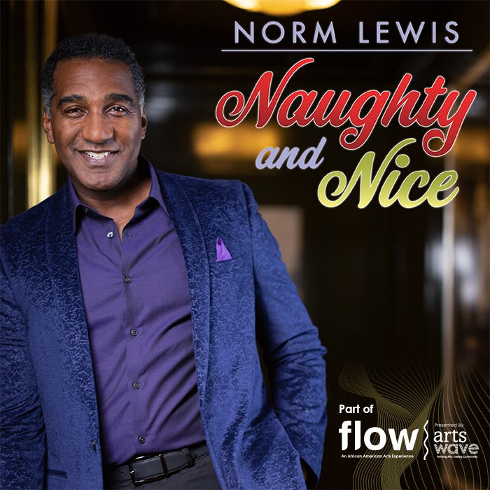 More Info for Norm Lewis: Naughty and Nice