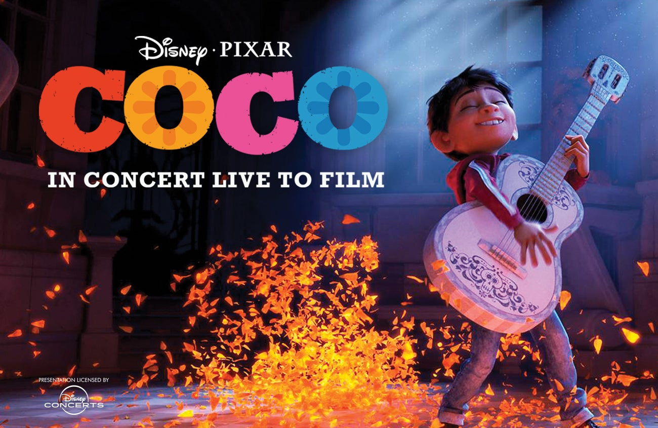 Pixar's Coco: Film with Live Orchestra