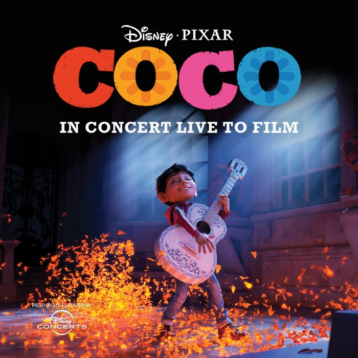 More Info for Pixar's Coco: Film with Live Orchestra