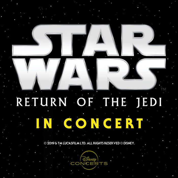 More Info for STAR WARS: RETURN OF THE JEDI  Film with Live Orchestra