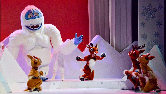 rudolph the red nosed reindeer the musical cincinnati arts