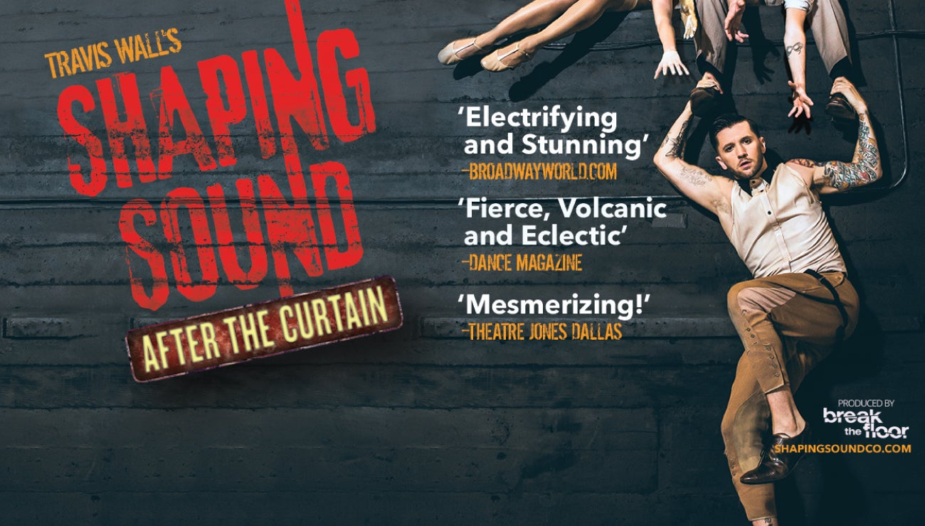 Shaping Sound   After The Curtain
