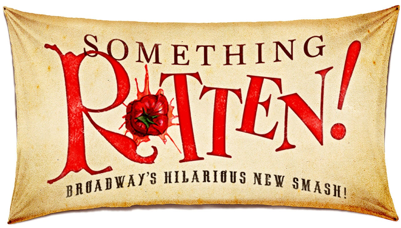 Image result for something rotten