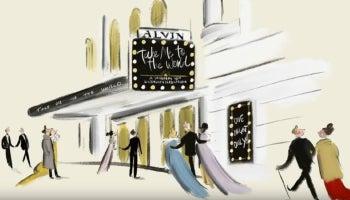 Sondheim Broadway Birthday