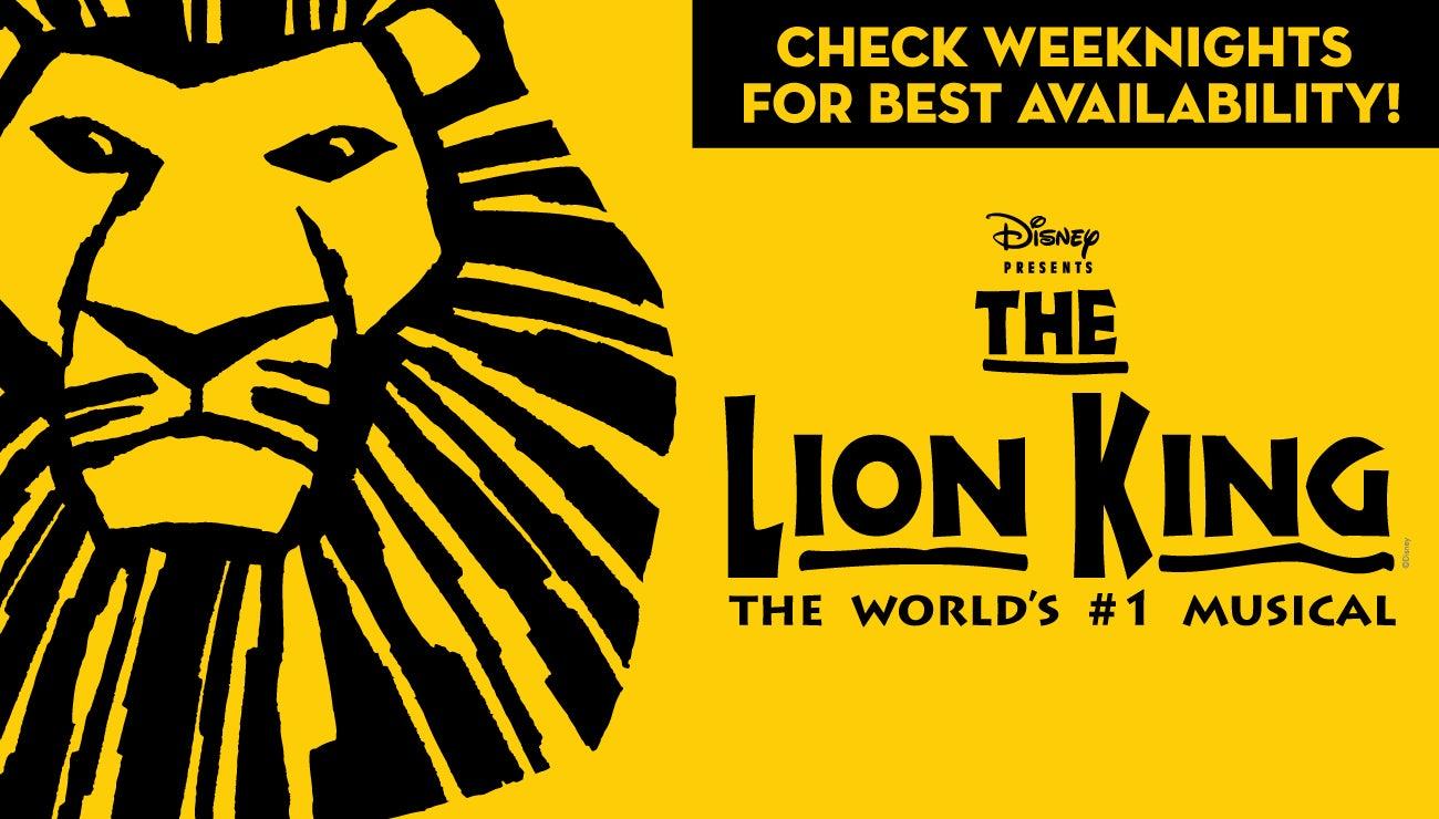 Disney S The Lion King Cincinnati Arts