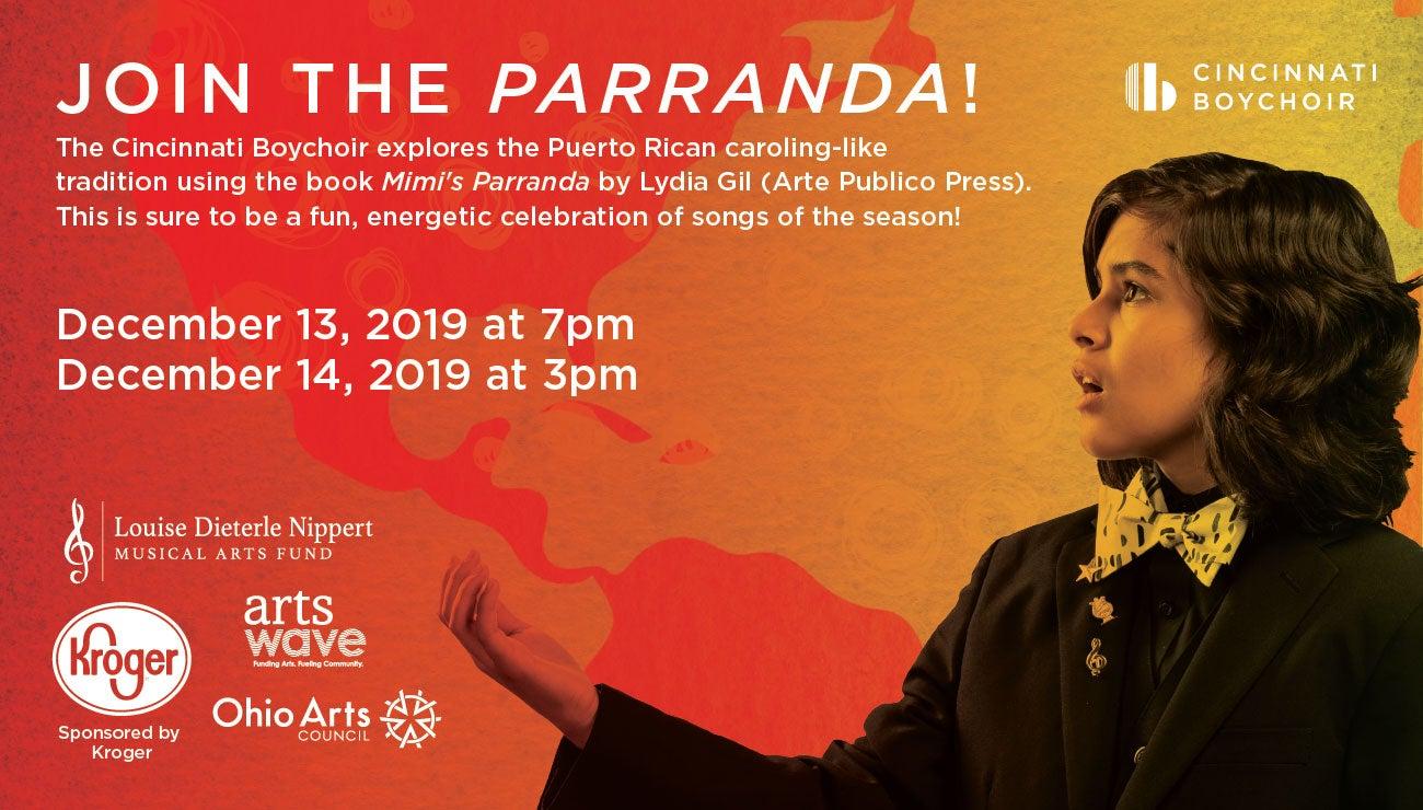 Join the Parranda!