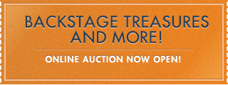 Backstage Treasures Online Auction