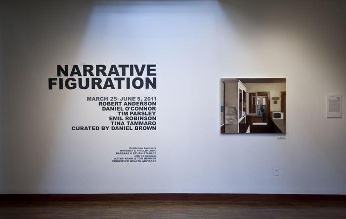 Narrative figuration cincinnati arts for Figuration narrative