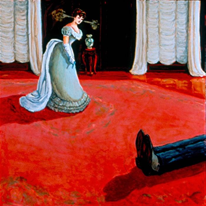 schare-lisa--one-pissed-off-gibson-girl-2-1996-oil-on-p.jpg