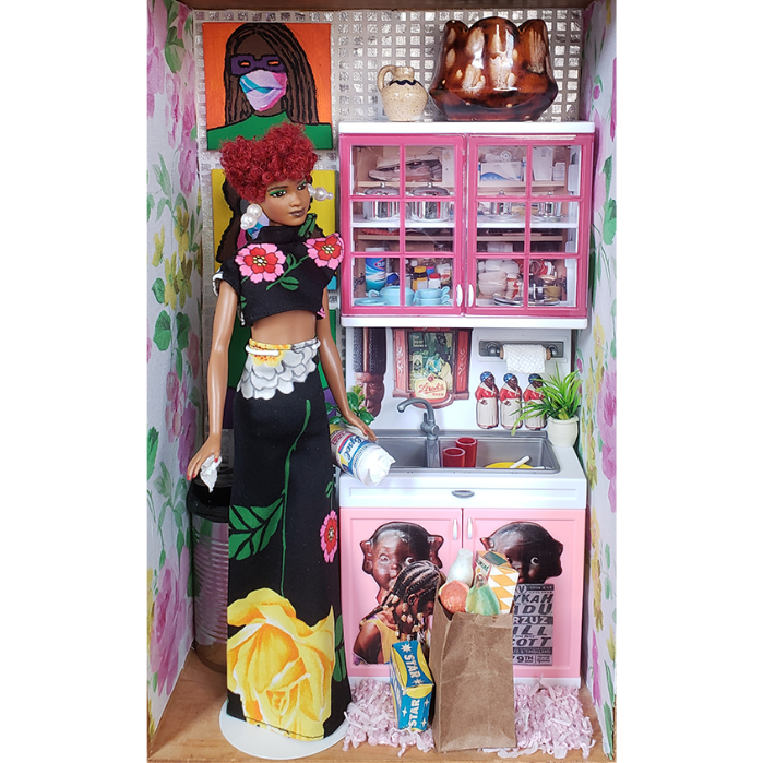 More Info for Kandice Odister: The Barbie is Her/Me: A Reflection of Black Women during Quarantine