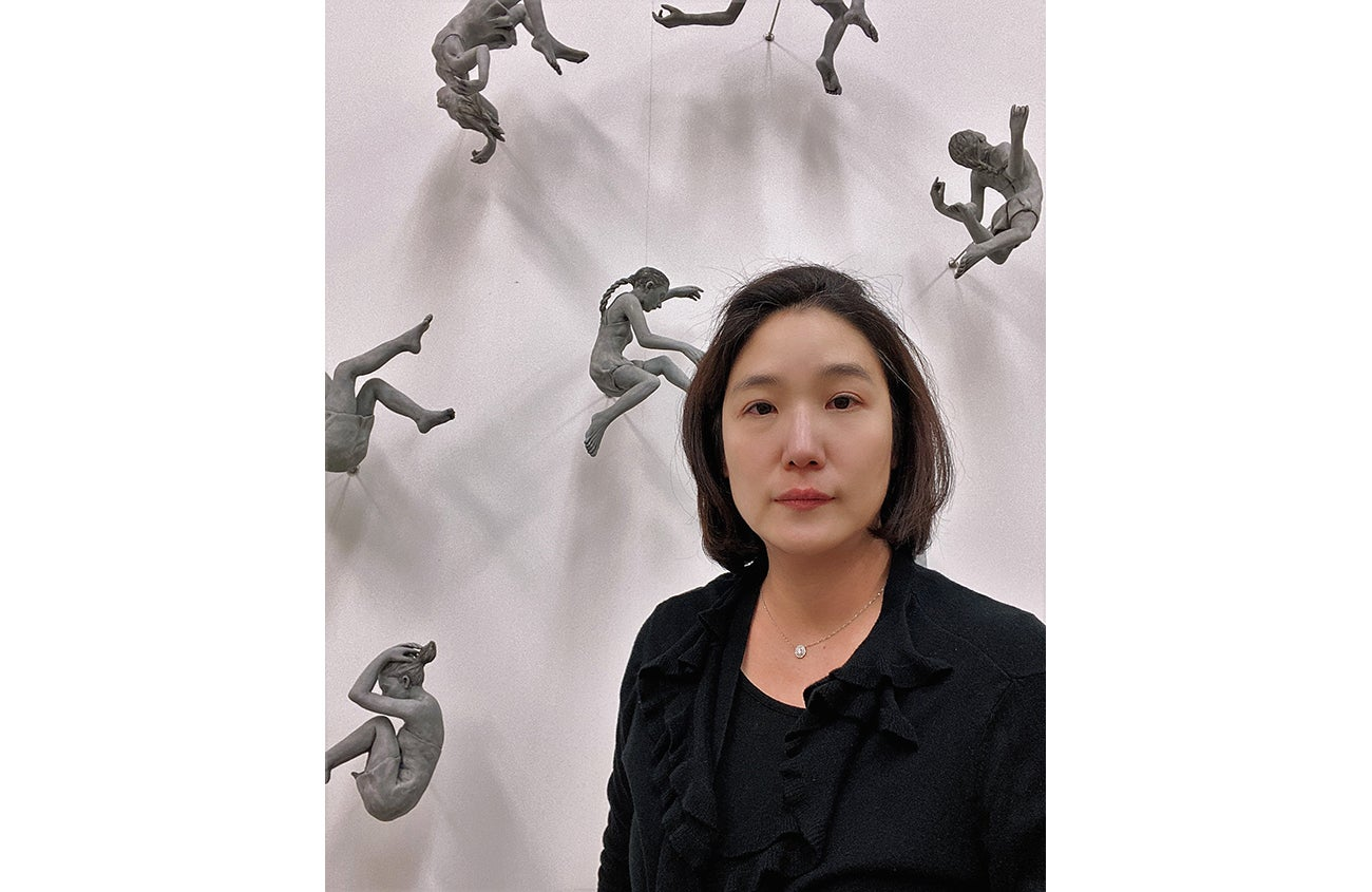 Gallery Talk: Jee Eun Lee