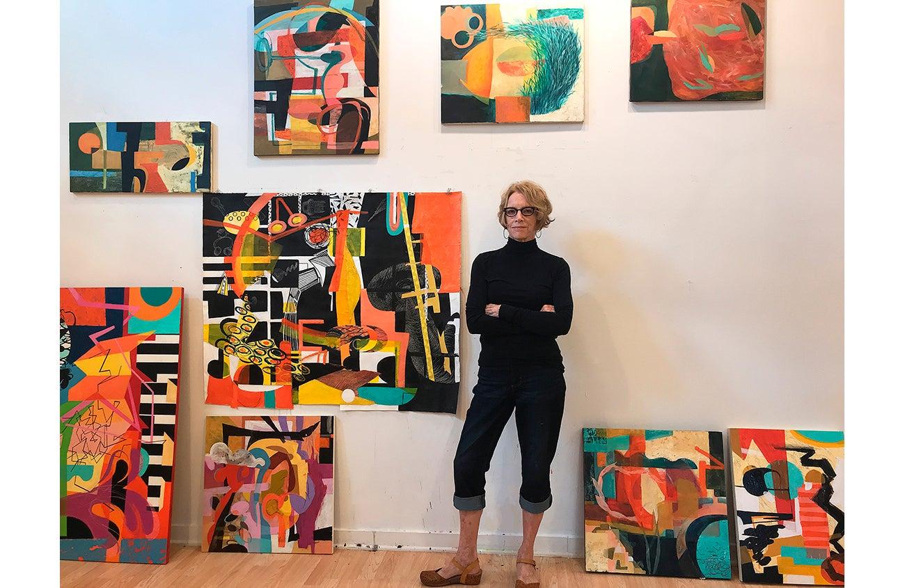 Gallery Talk: Karen Snouffer