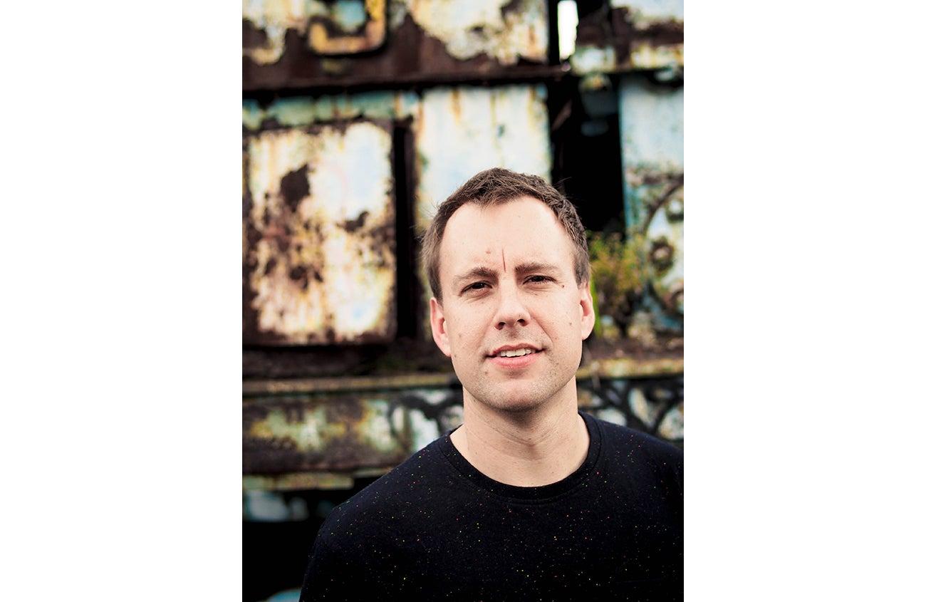 Gallery Talk: Sean Derry