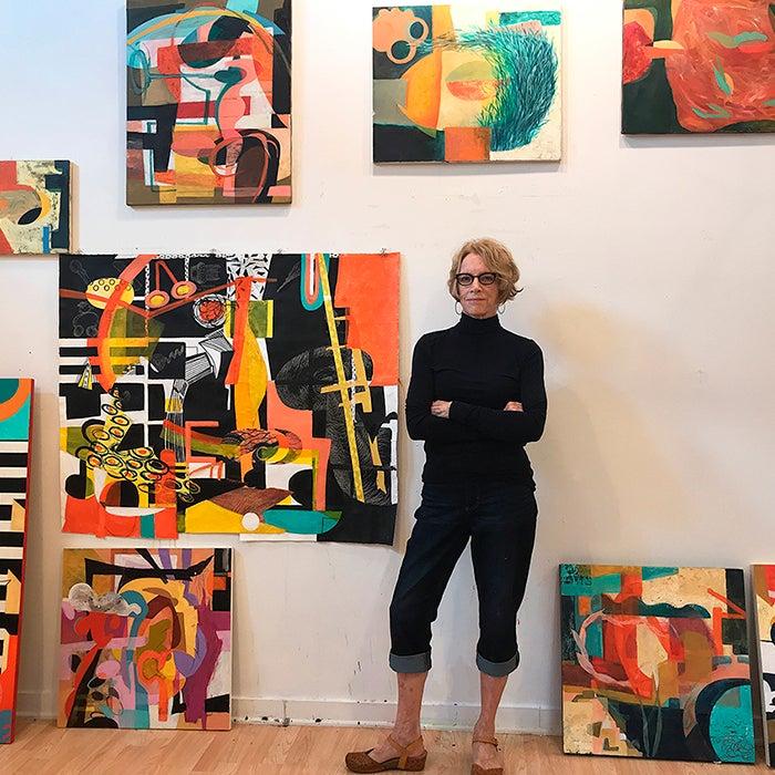 More Info for Gallery Talk: Karen Snouffer